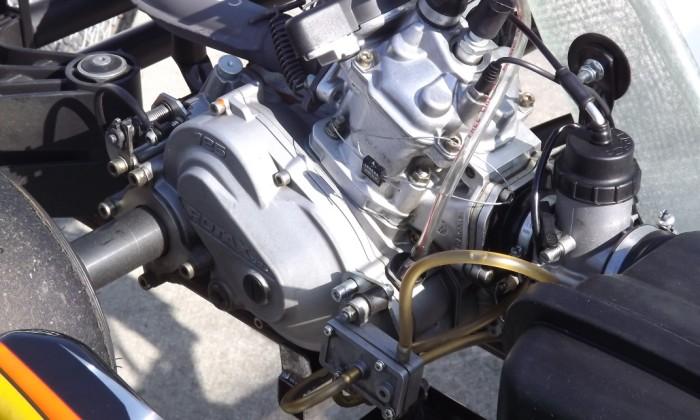 Rotax DD2 power