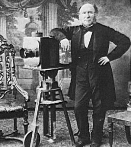 Old Photo of a Photographer