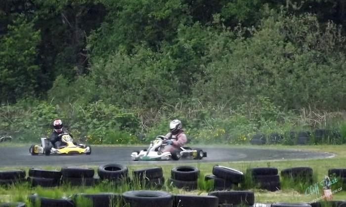 Rotax Raceday