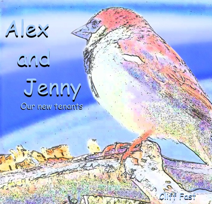 Alex& Jenny Cover front