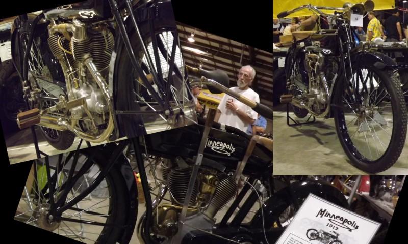 A 1912 ride...