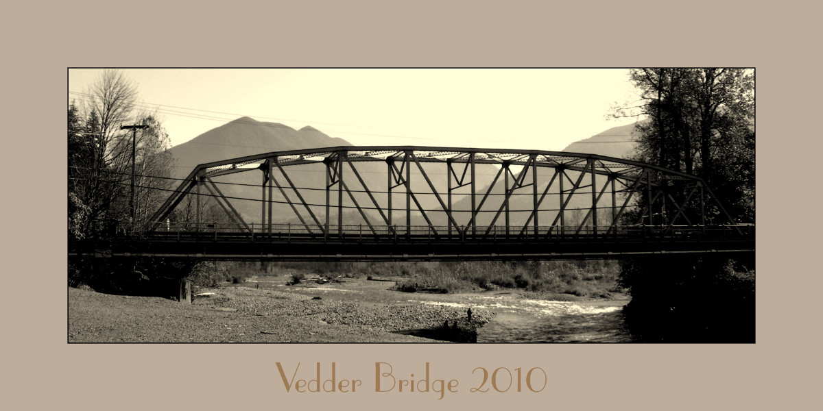 Vedder Bridge 2010 12x24