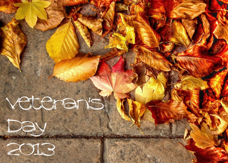Veteran's Day Cover Photo