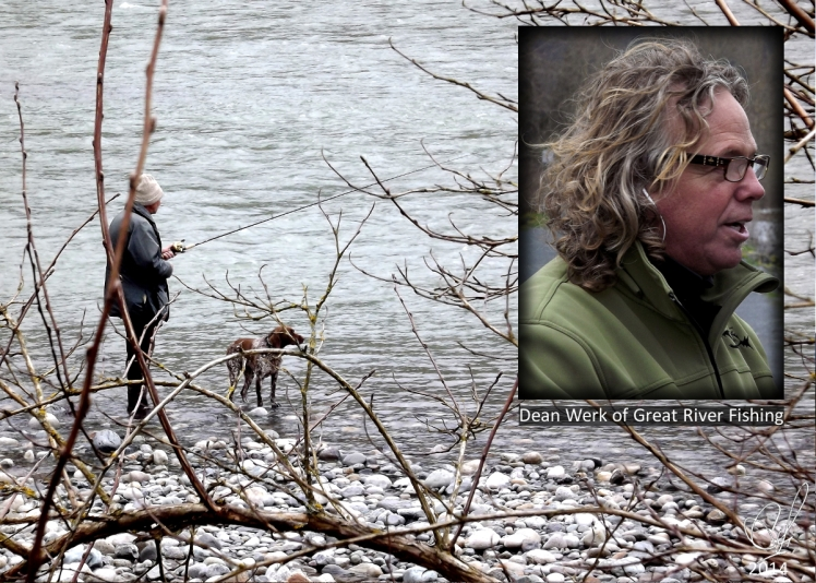 Dean Werk of Great River Fishing