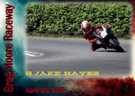 Race Card 08 Jake Hayes-1