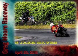 Race Card 08 Jake Hayes-2
