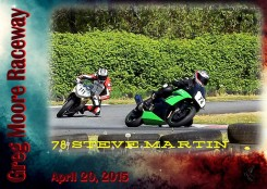 Race Card 78 Steve Martin-1